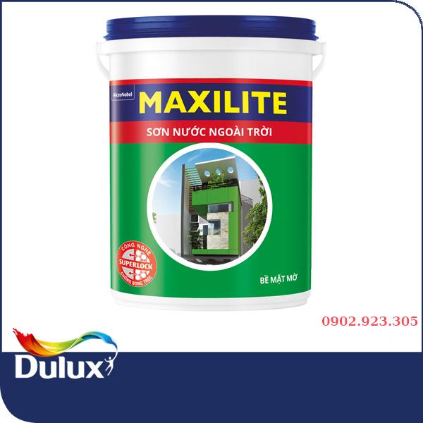 Báo Giá Thi Công Sơn Maxilite