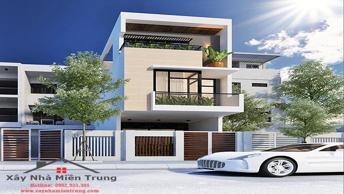 Giá Xây Nhà 2 Tầng Đà Nẵng