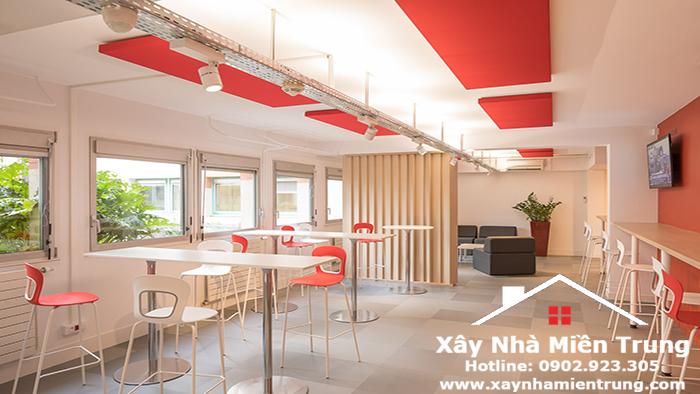 Trần Thạch Cao Quán Cafe Đẹp
