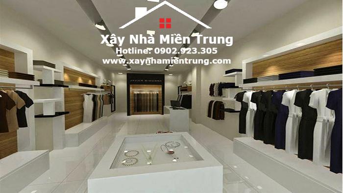 Trần Thạch Cao Shop Thời Trang