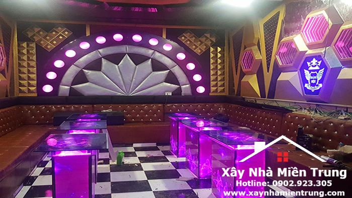 Vách Thạch Cao Phòng Karaoke
