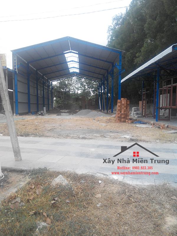 Xây Dựng Nhà Xưởng Tại Đà Nẵng