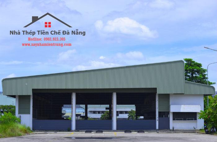 Thi Công Nhà Xưởng Đà Nẵng